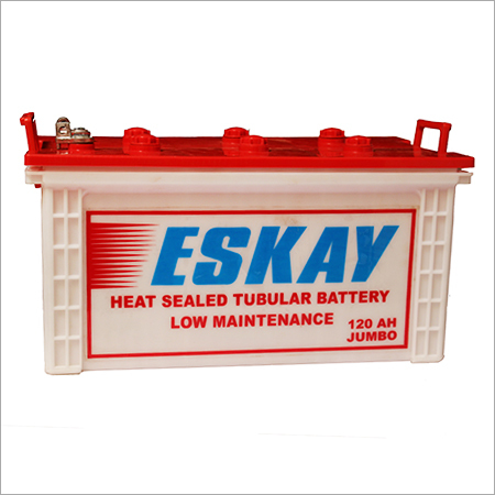 Heat Sealed Tubular Battery 120 AH
