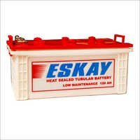 Heat Sealed Tubular Battery 120 AH