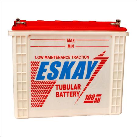 Eskay Tubular Battery 100ah