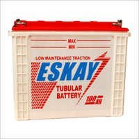 Eskay Tubular Battery 100ah