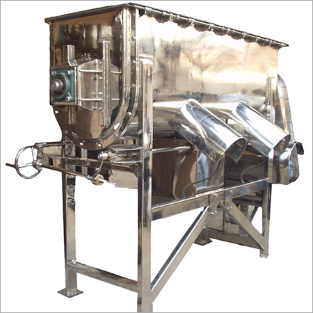 Industrial Ribbon Blenders and Mixers