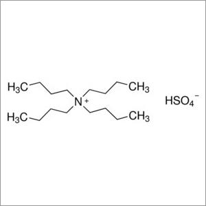 Tetrabutylammonium Hydrogen Sulfate