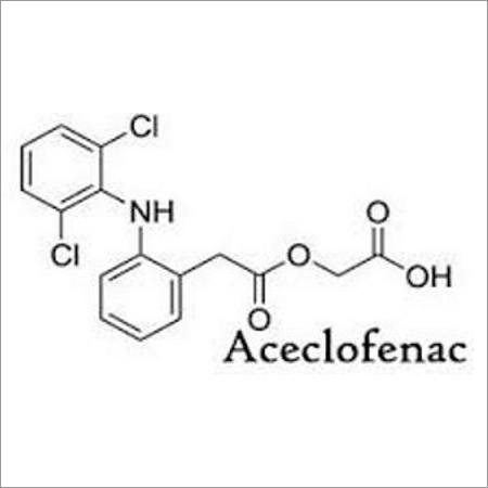 Aceclofenac IP/BP