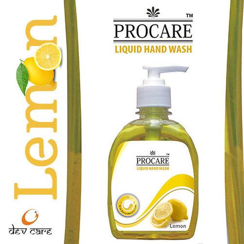 Lemon Hand Wash