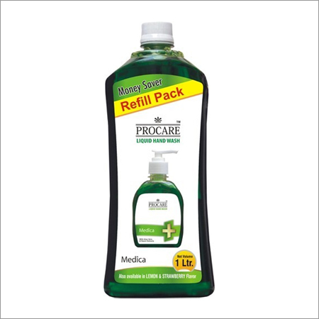 Herbal Liquid Hand Wash