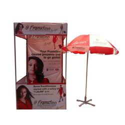 Display Demo Tent
