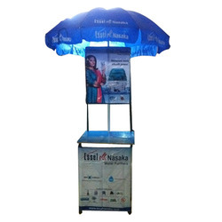 Table Type Demo Tent