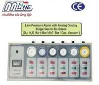 Analog Line Pressure Alarm -Single Gas to 6 Gases