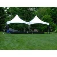 Conical Garden Tent