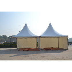 Permanent Conical Tent