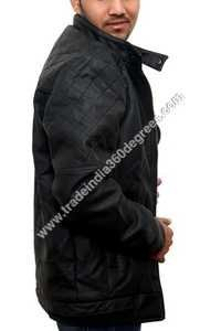 Mens Leather Fur Jacket