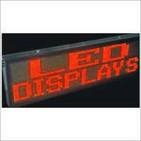 Programmable LED Display