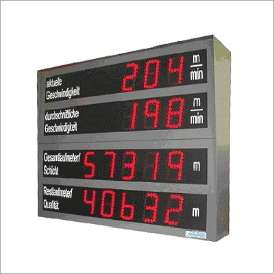 Curve Vision LED Display Boards