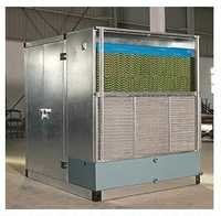 EVAPORATIVE COOLING UNIT SCRUBBER UNIT