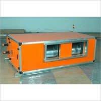 Single Skin Horizontal Floor Mounted Air Handling Unit