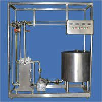 Skid Mounted Pasteurization Plant