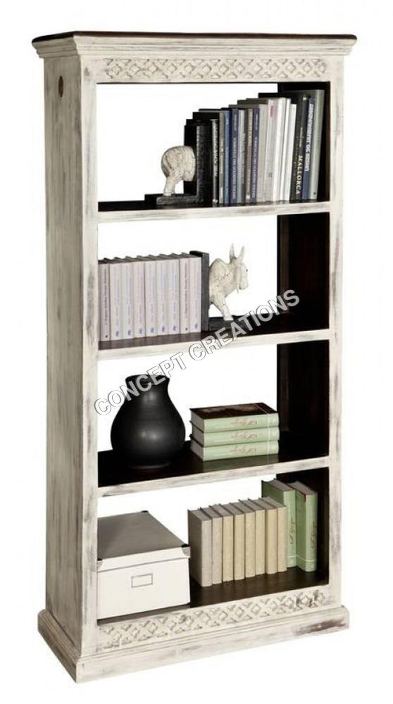 Wooden Bookrack