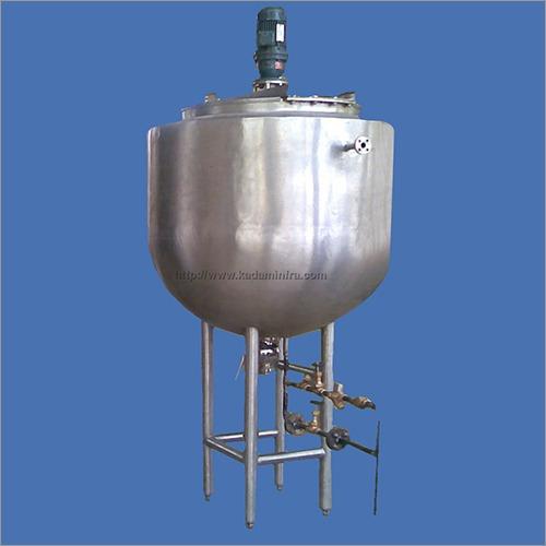 Semi Automatic Ghee Boiler
