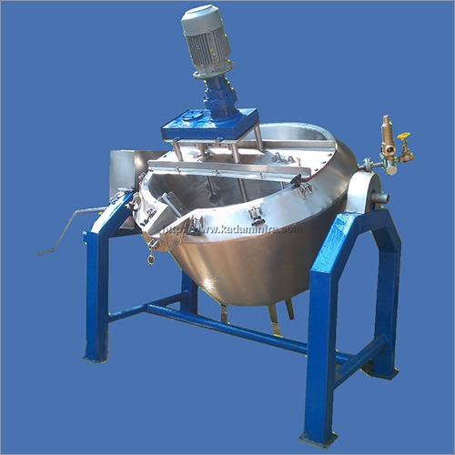 Steel Cheese Vat