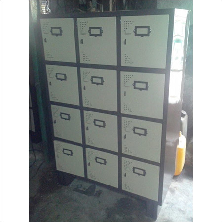12 Staff Lockers