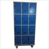 12 Locker Cupboard Industrial