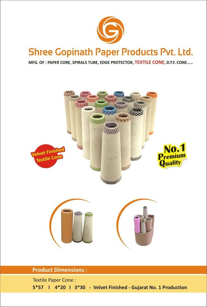 Packaging Colored Paper Tubes