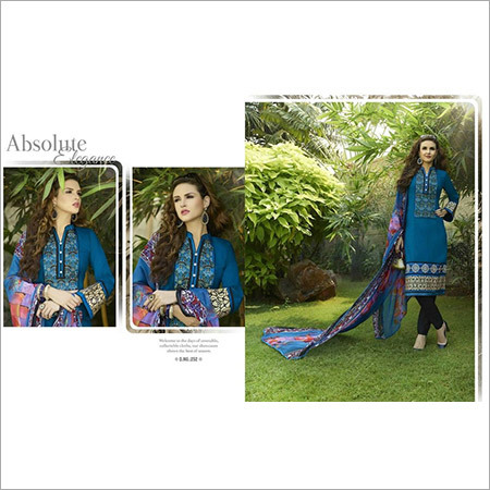Ladies churidar salwar kameez