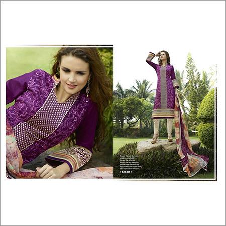 Exclusive Punjabi dress Material