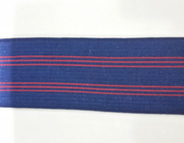 knitted color elastic