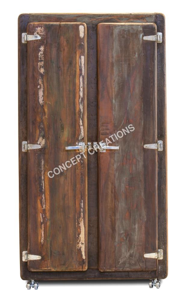 Reclaimed Wooden Almirah