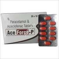 Paracetamol & Aceclofenac Tablets