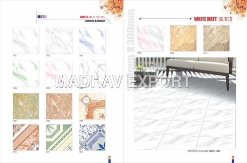 Ceramic Glazed Floor Tiles