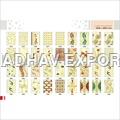 12 * 8 CERAMIC IVORY WALL TILES