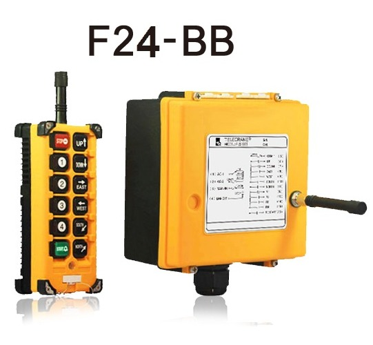 Radio Remote F24-BB