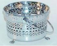 Silver Tea Warmer