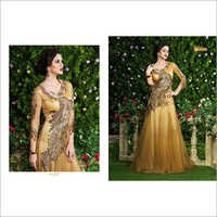 Long Gown Designer suit