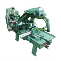 Power Hydraulic Hacksaw Machine