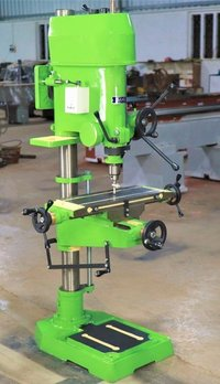 Drilling Cum Milling Machine 19mm