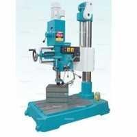 Double Column Auto Feed Radial Drill Machine