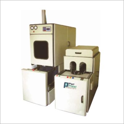 Jumbo PET Jar Blowing Machine