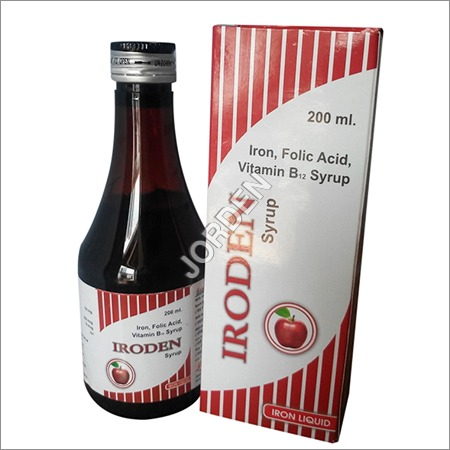 Iroden Syrup