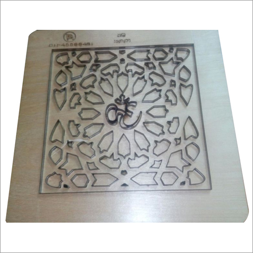 Customized Laser Cut Dies