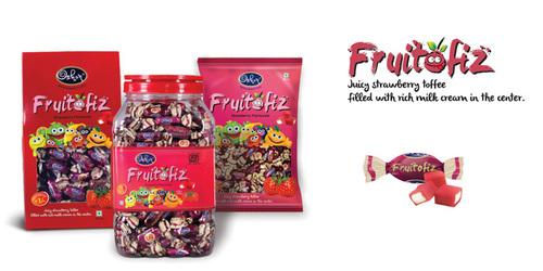 Fruitofiz (Fruit Flavoured Toffees)