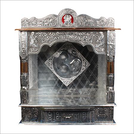 Oxidised Home Temple