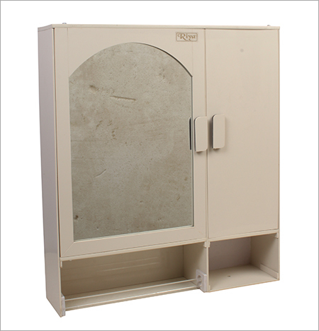 Cabinet Arched Mirror