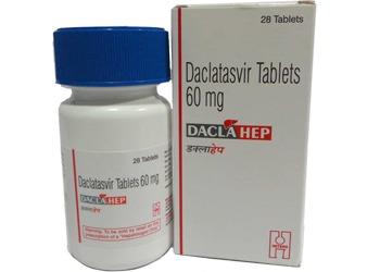 Daclatasvir Tablets 60mg