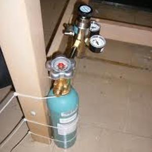 Deuterium Gas
