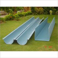 Roof Rain Water Gutter
