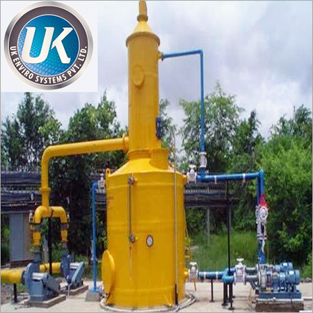 Chlorine Leak Absorption System
