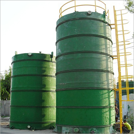 Pp Frp Acid Storage Tanks